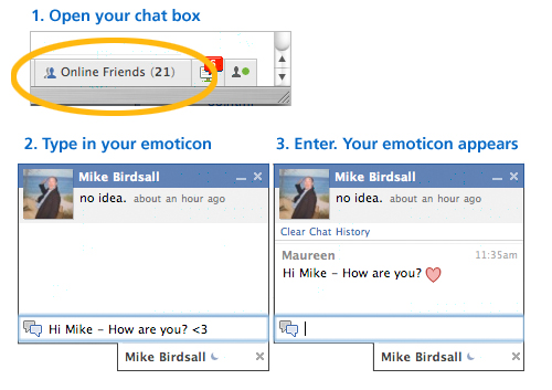emoticons for facebook. facebook emoticons list for