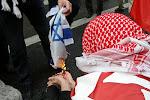 Manifestacion en Solidaridad con Palestina