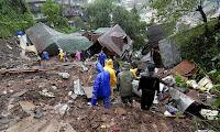 Baguio Landslide