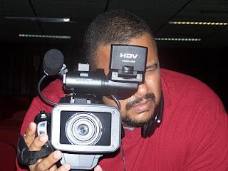 Marcus Leone, educador da TV Anísio Teixeira.
