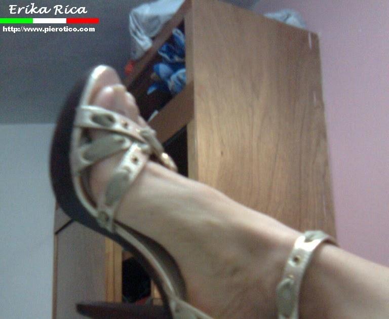 Modelos preciosos fetichismo de pies