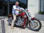 Κοκκινη Harley
