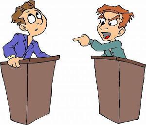 How to write a debate?