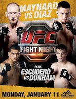 UFC Fight Night 20 Maynard vs Diaz