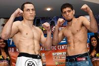 Strikeforce Resultados- Nick Diaz vence Marius Zaromskis