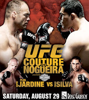 UFC 102 - Couture vs Nogueira