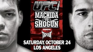 UFC 104 - Machida vs Shogun