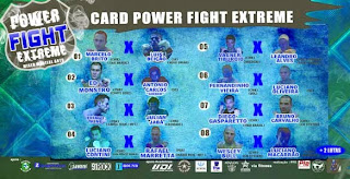 Power Fight Extreme - Card Completo
