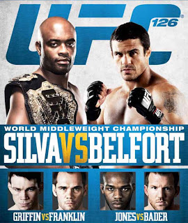 UFC 126 - Anderson Silva vs Vitor Belfort