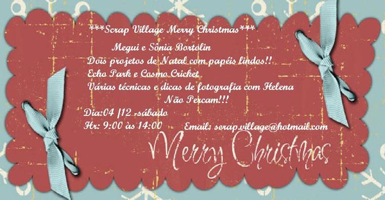 ***   Scrap village Merry Christmas***