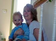 My Mom and Jaxon...Easter 06'