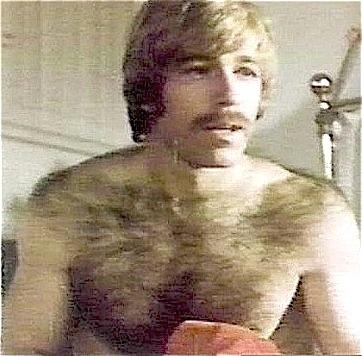 Bruce Lee loves Chuck Norris chest hair