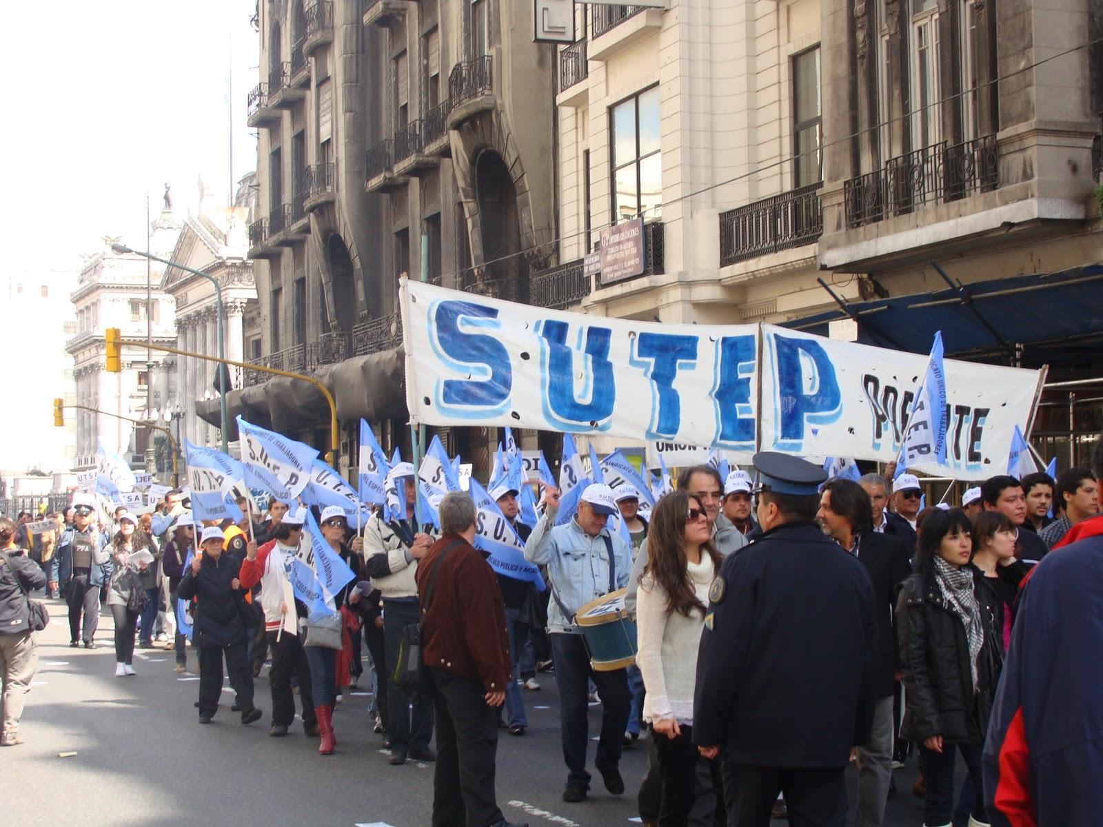 sindicato unico de trabajadores del espectaculo publico de On paginas de espectaculos de argentina