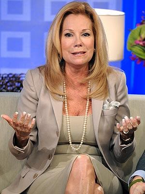 Kathie Lee Johnson. Kathie Lee Gifford,