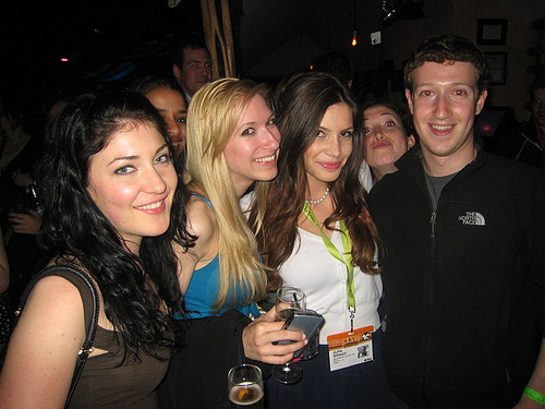 mark zuckerberg gf