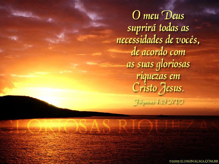 EM CRISTO JESUS SOMOS MAIS QUE VENCEDORES