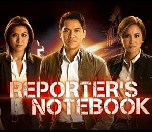 Watch Reporters Notebook Online