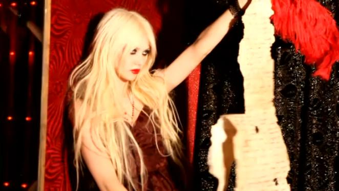 john galliano parlez-moi d. Checkout this Ellen von Unwerth-directed video of controversial 17-year-old Pretty Reckless singer Taylor Momsen for John Galliano#39;s Parlez-Moi d#39;Amour