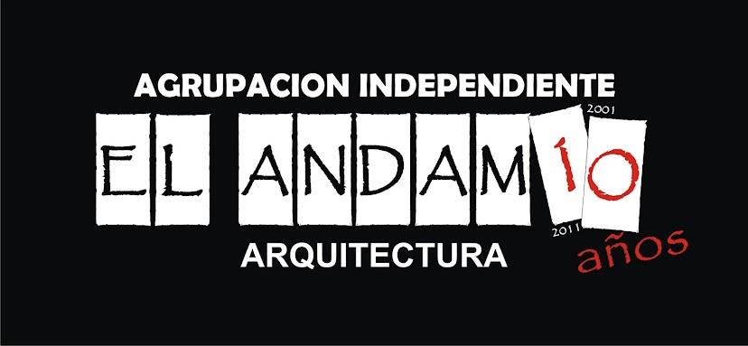 EL ANDAMIO arquitectura
