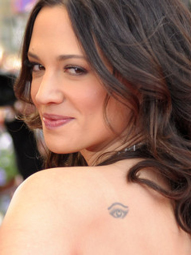 female celebrity asia argento tattoo designs