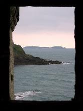 El marco del mar.