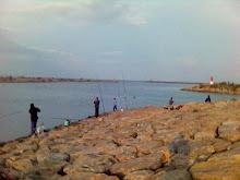 Pescando el tiempo.