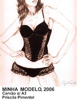 """""""MINHA MODELO, 2006"""""""