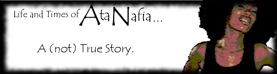 Life and Times of  Ata Nafia...a (not) true story