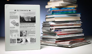 e-czytnik Plastic Logic Reader - foto 2