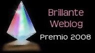 Premio Brillante Blog