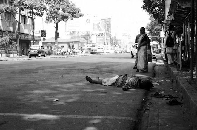 Mumbai. The city that never sleeps. 01
