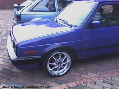 MK2 GOLF ABF Turbo