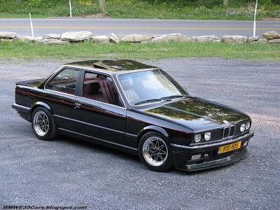 Bmw M3 E30 Tuning. BMW E30 325es tuning