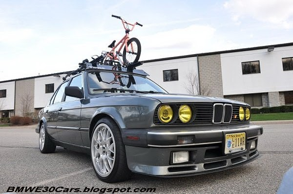 Bmw E30 Cars Bmw E30 Roof Racks