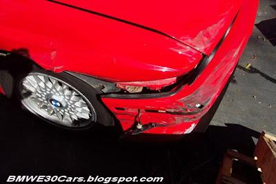 BMW E30 accidents