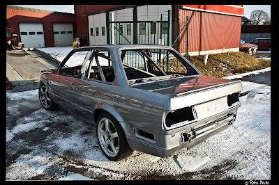 E30 325 Turbo