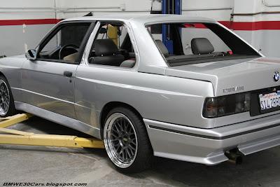 E30 M3 TURBO Dinan