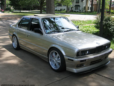 E30 sedan tuning