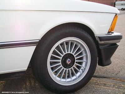E21 Alpina wheels