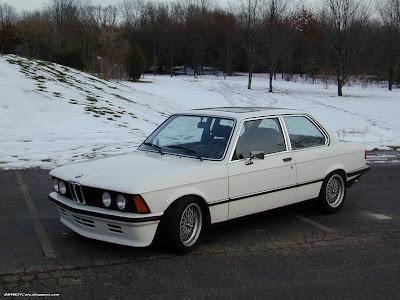 BMW E21 325i