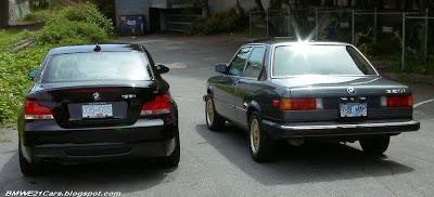 BMW E21 E82