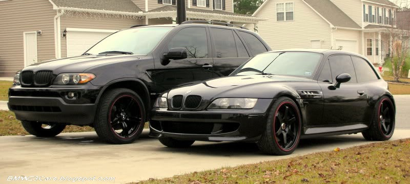 Bmw Z3 Cars Bmw Z3 Roadster Vs Bmw X5