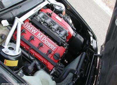 BMW E30 M3 tuning