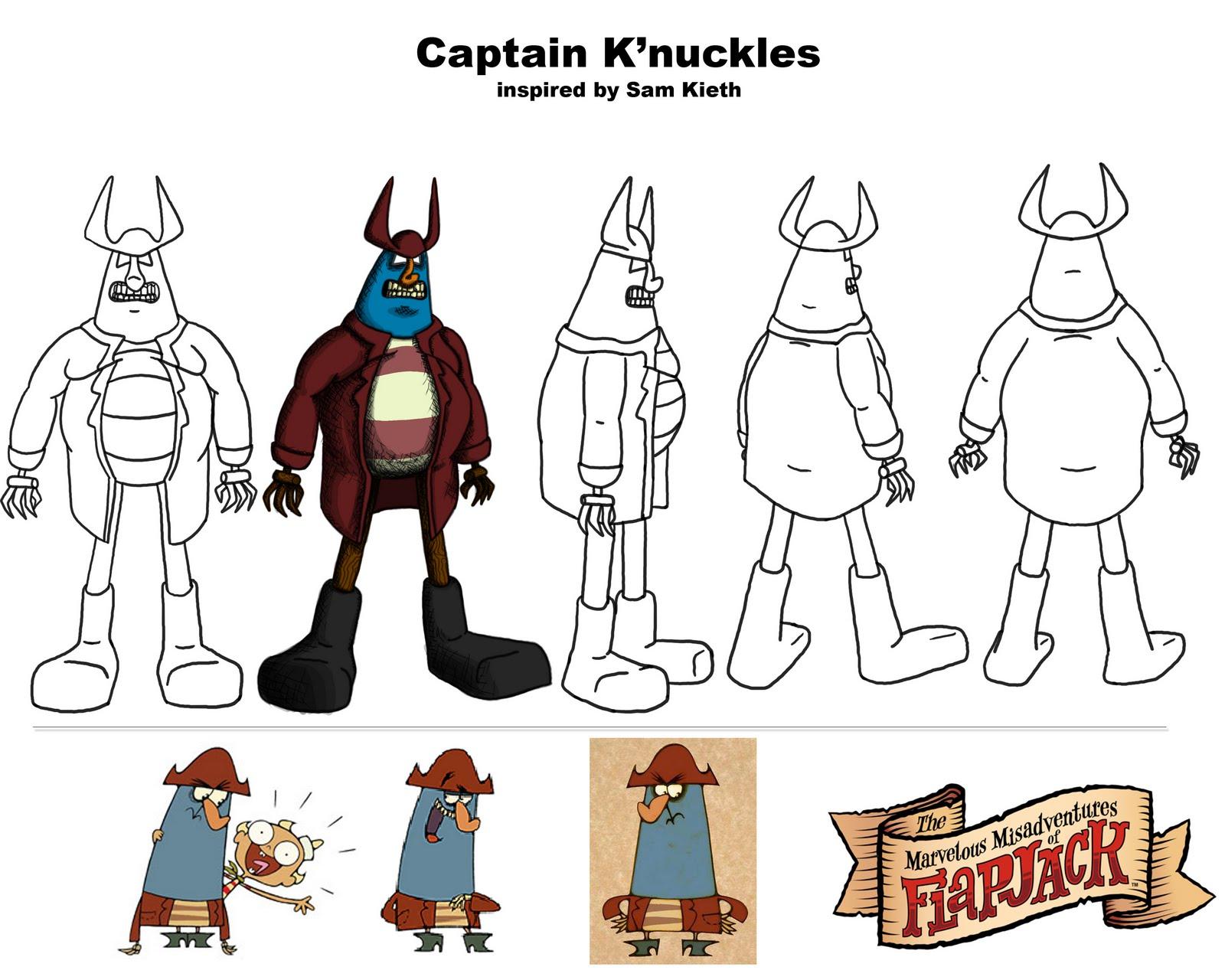 Character Design Class : Mieshka character design class