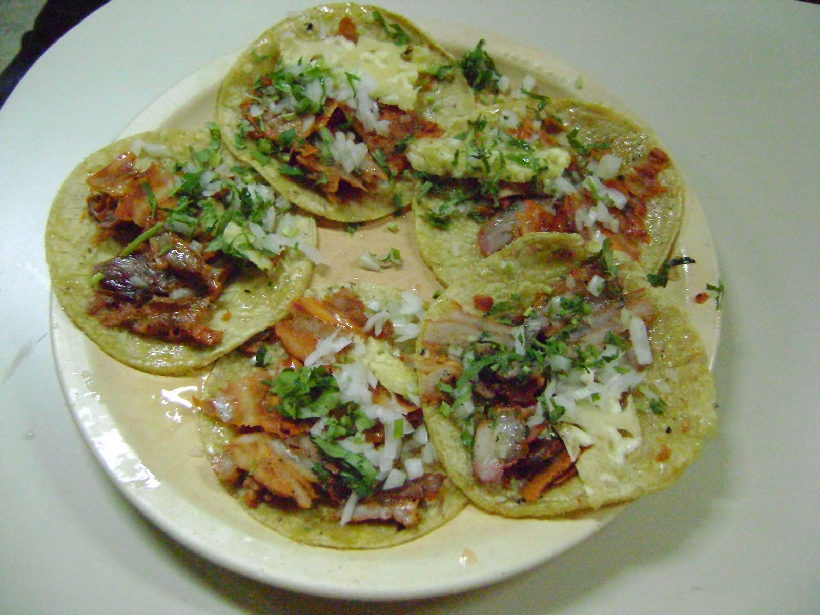 The Best of Mexican Food: Tacos al Pastor