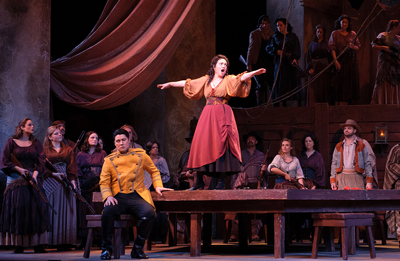 Through the Lens of a Baroque Opera: Gender/Sexuality Then and Now