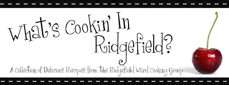 What's Cookin' In Ridgefield?
