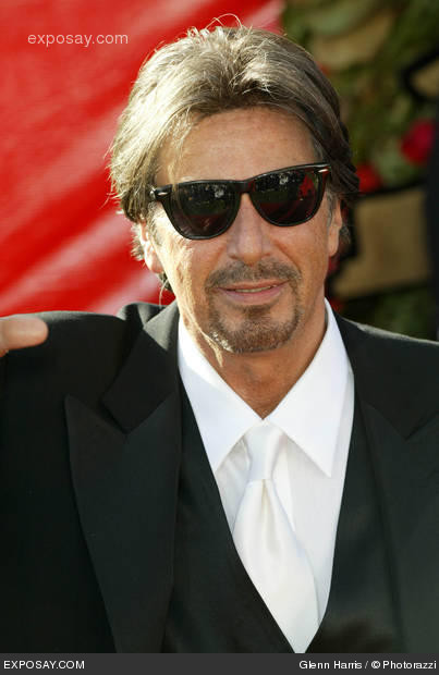 World famous people al pacino