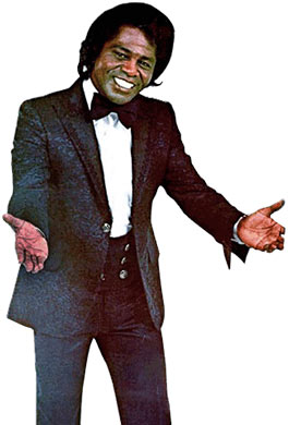 James Brown The Famous Flames These Foolish Things