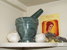 Mini Vesta Kitchen Shrine